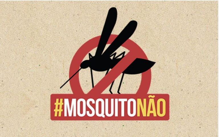 Mosquito Não/Saúde Governo