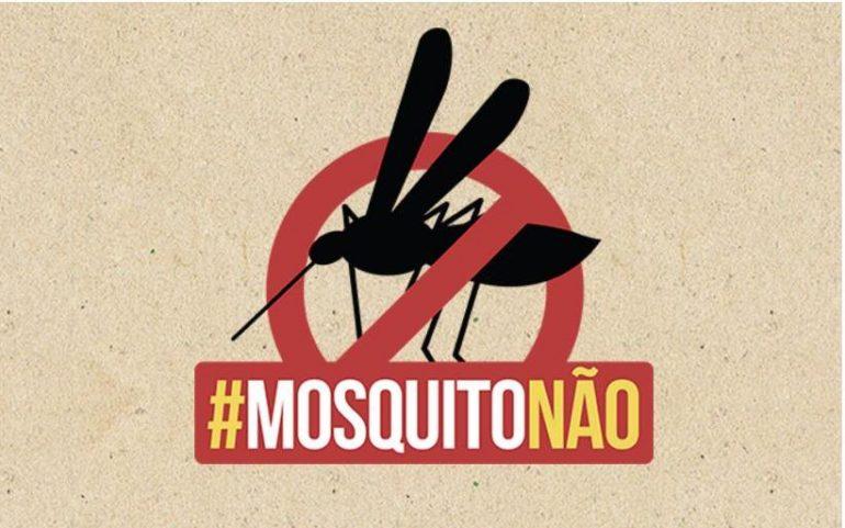 Mosquito Não/Saúde Governo