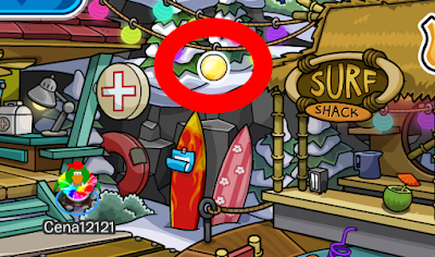 Club Penguin Memory Orb Pin Cheat