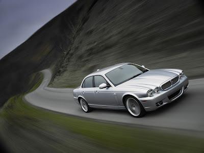 Jaguar xj Car Wallpaper