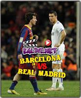اهداف برشلونة وريال مدريد 21/4/2012