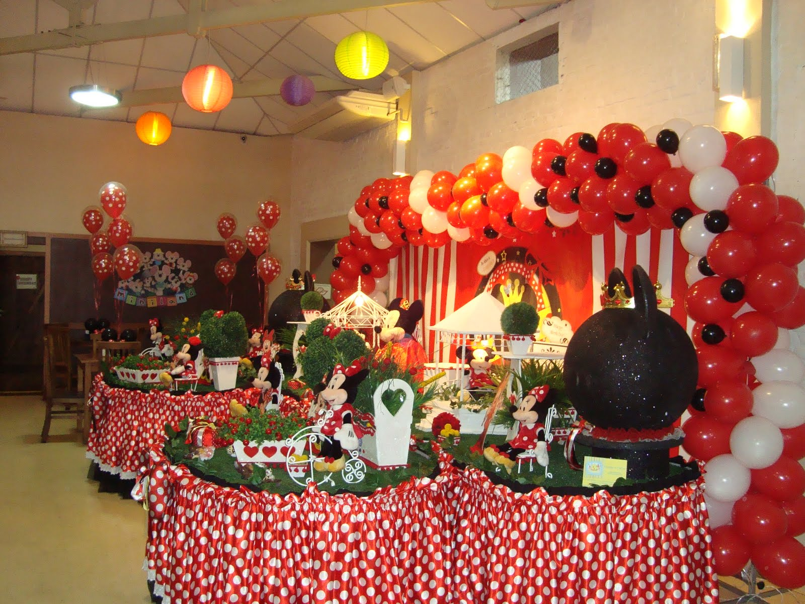 decoracao festa infantil yellow submarine:Blog do buffet infantil Miniland Tatuapé: Miniland buffet – Festas