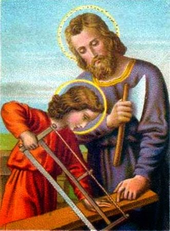 Catholique catholicisme catholicit catholicisant voire catholisant 1 - Saint joseph patron des charpentiers ...