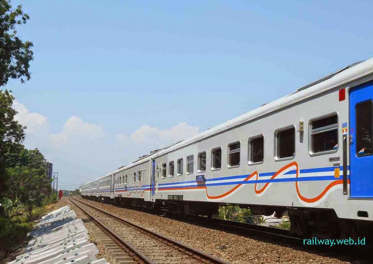 Harga Tiket Kereta Api Ekonomi Komersil