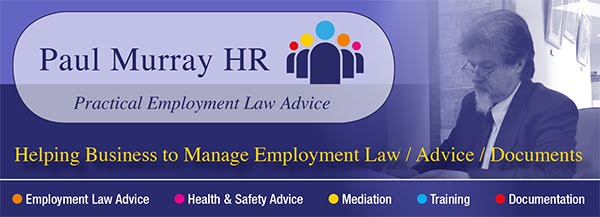 Paul Murray HR                              ......Practical Employment Law Advice.....