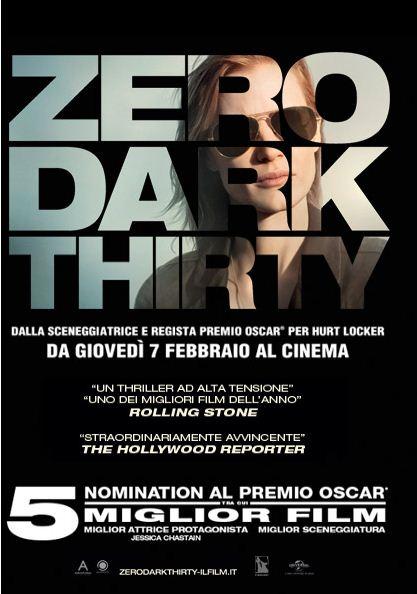 Kathryn Bigelow Zero Dark Thirty Zero Dark Thirty...