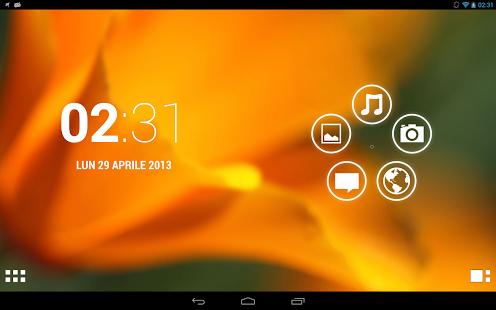Smart Launcher Pro app screenshoot