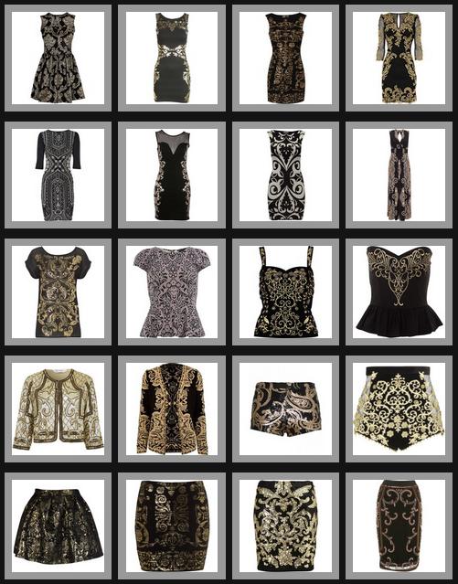 Fashion Trends Baroque Clothing