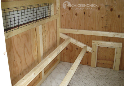 This was the state of my first chicken coop when it arrived.