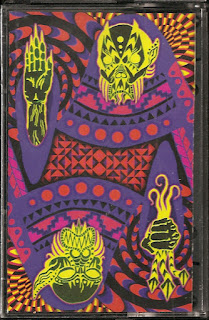 "MUTWAWA  ""Lamashtu Pazuzu"" cassette C26 (C.N.P Records/Anti-Everything) 2012"