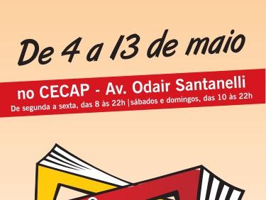 3º Salão do Livro de Guarulhos, SP