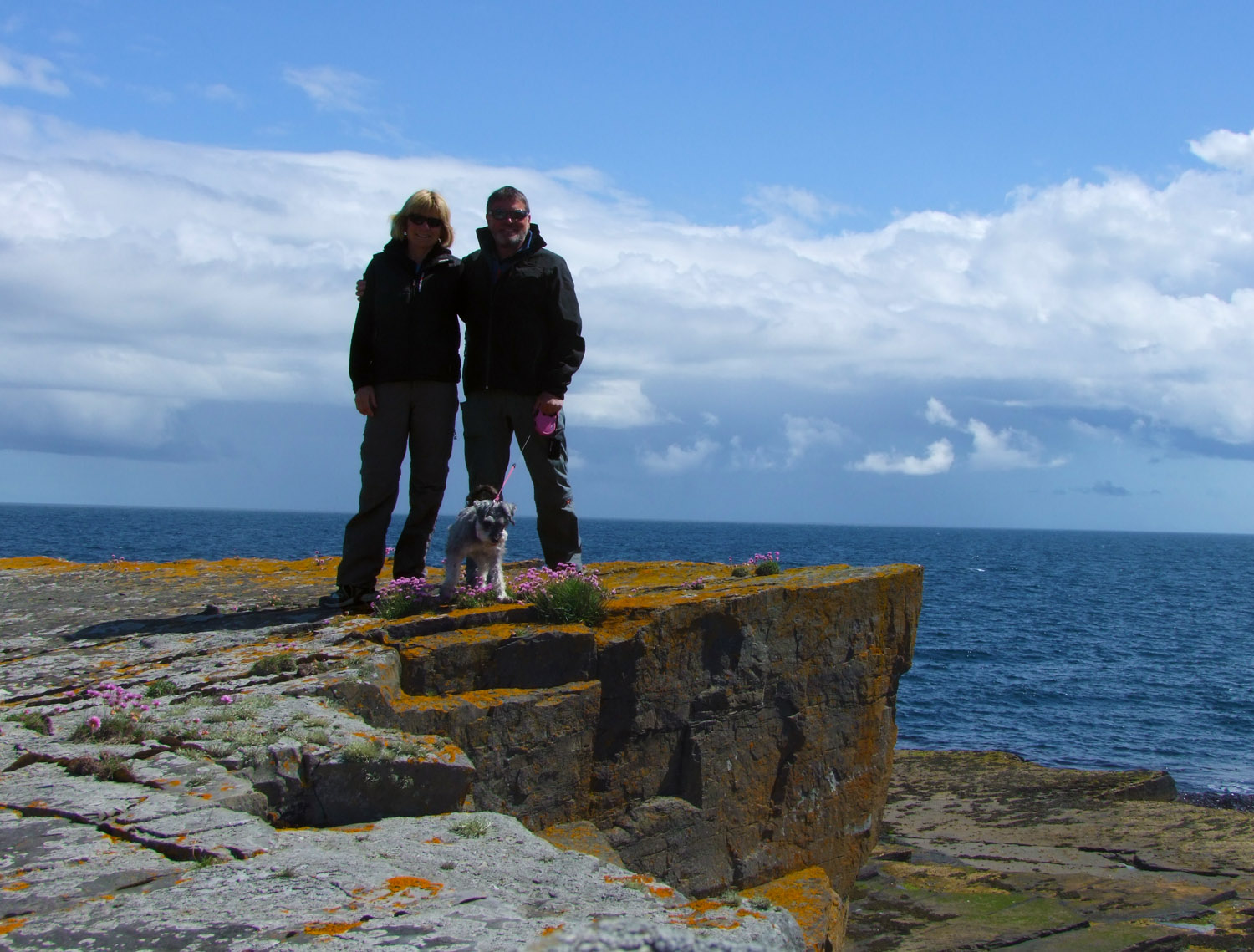 Etoile Sailing round Britain with a Dog: Top of Scotland #2D639E