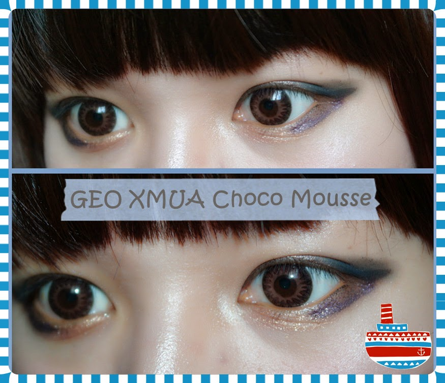 Eyescream Choco Mousse Natural Brown Circle Lenses