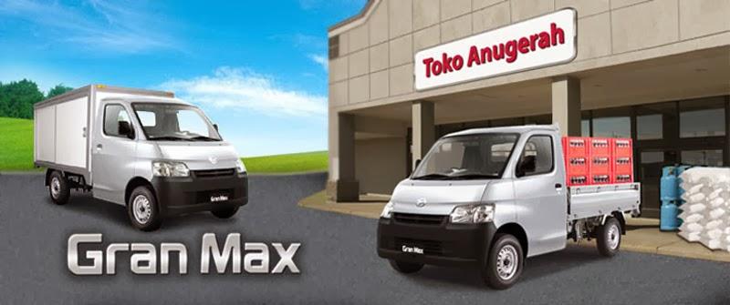 Spesifikasi Daihatsu Grand Max Pick Up