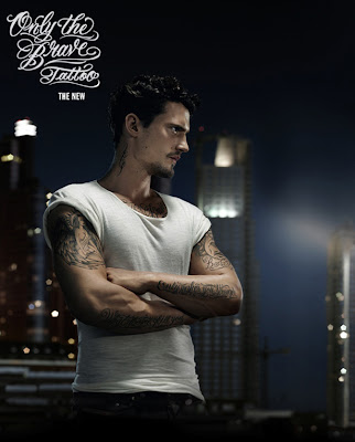 Perfume Masculino Diesel Only The Brave Tattoo