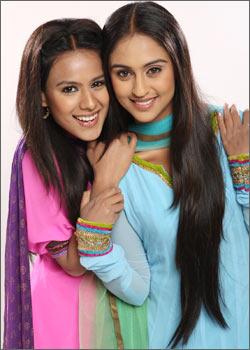 New images of Jeevika and Maanvi