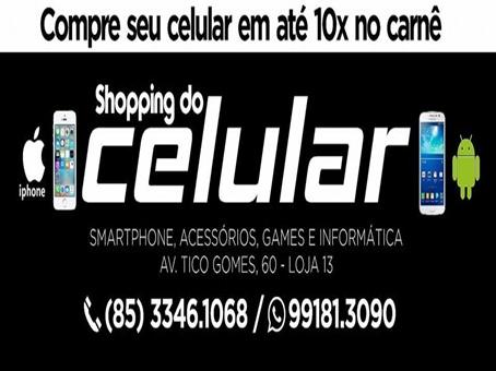SHOPPING DO CELULAR - A MAIOR LOJA DE SMARTPHONES, ACESSÓRIOS, GAMES E INFORMÁTICA