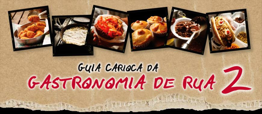 Guia Carioca da Gastronomia de Rua