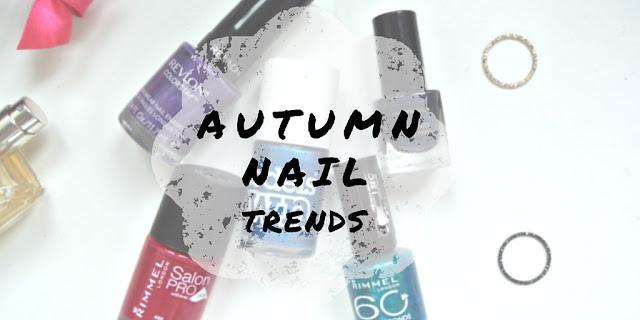 Autumn Winter Nail Polish Trends 2015
