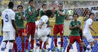 Video Gol Meksiko vs Italia 17 Juni 2013