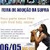 Feira de adoção da Supra, dia 06 de maio