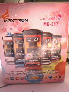 Maxtron MG397 Chibi FullTouchscreen Series | Minimart Air Cellular