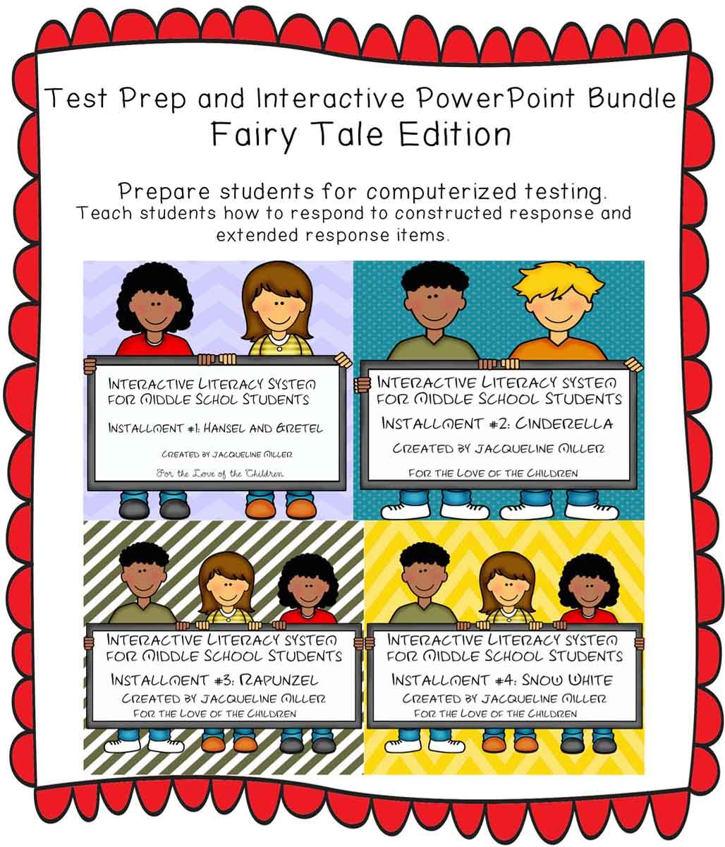 Computerized Test Prep