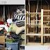 Our Storage Spaces: Storage Room Paint Organization