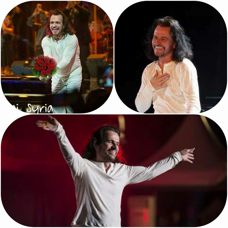Our beloved Yanni.