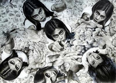 Potret Lukisan Diri Sendiri Yang Cool
