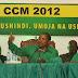 HOTUBA YA MHE. JAKAYA MRISHO KIKWETE, RAIS WA JAMHURI YA MUUNGANO WA TANZANIA NA MWENYEKITI  WA CCM KWENYE UFUNGUZI WA MKUTANO MKUU WA NANE  WA CHAMA CHA MAPINDUZI, UKUMBI WA KIZOTA – DODOMA, TAREHE 11 NOVEMBA, 2012