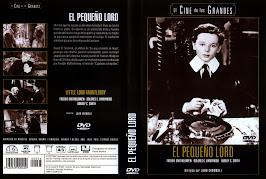 Carátula - El pequeño lord 1936