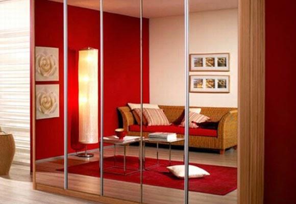 Marzua renovar puertas de armario de espejo - Puertas de espejo ...