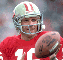 Joe Montana nicknamed Joe Cool