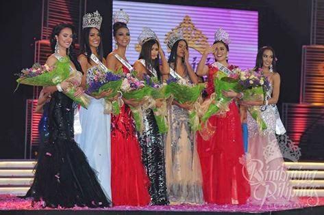List of Binibining Pilipinas 2015 Winners