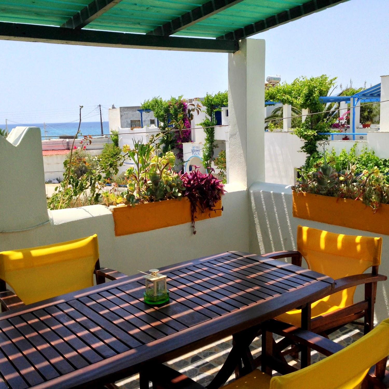 отдых в греции остров наксос киклады