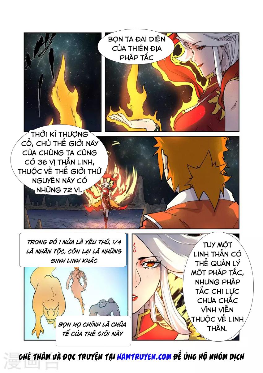 Yêu Thần Ký chap 223.5 - Trang 6