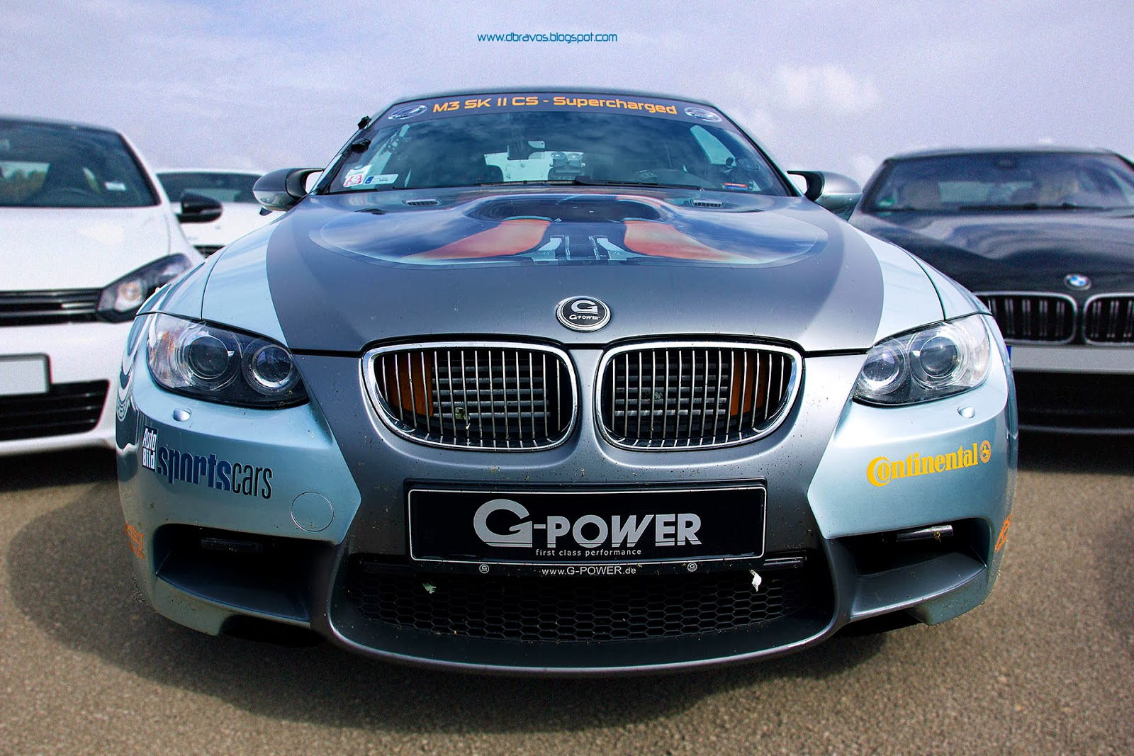 G POWER Breaks Own Record For Fastest BMW M3 V8 With A Top Speed Of 337,6  Km/h And Presents A U201cHURRICANE 337 Editionu201d Called Special Edition Of The  G POWER ...