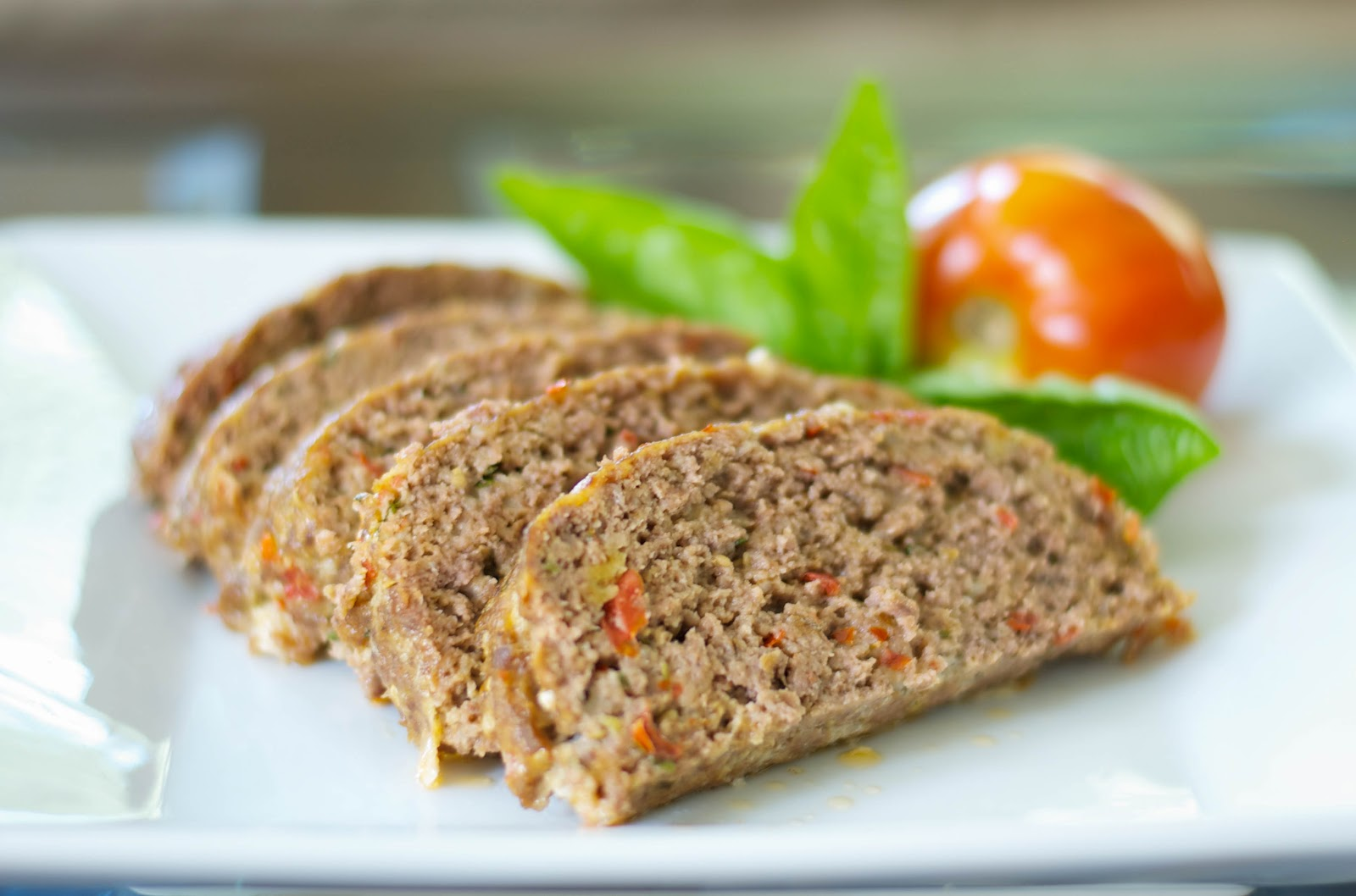 Italian Meatloaf Recipe — Dishmaps