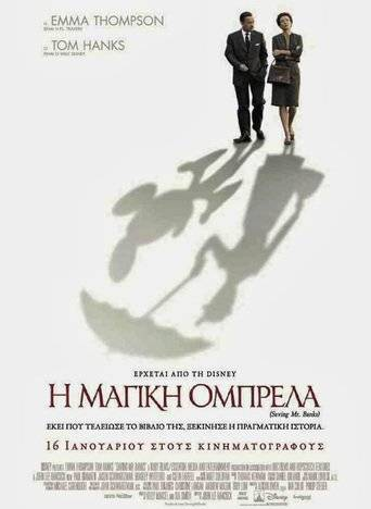 Saving Mr. Banks (2013) ταινιες online seires oipeirates greek subs