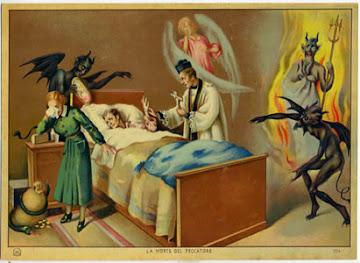 Morte del peccatore