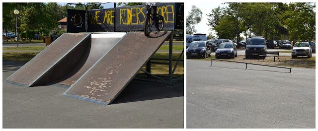 Modules Skatepark Hourtin