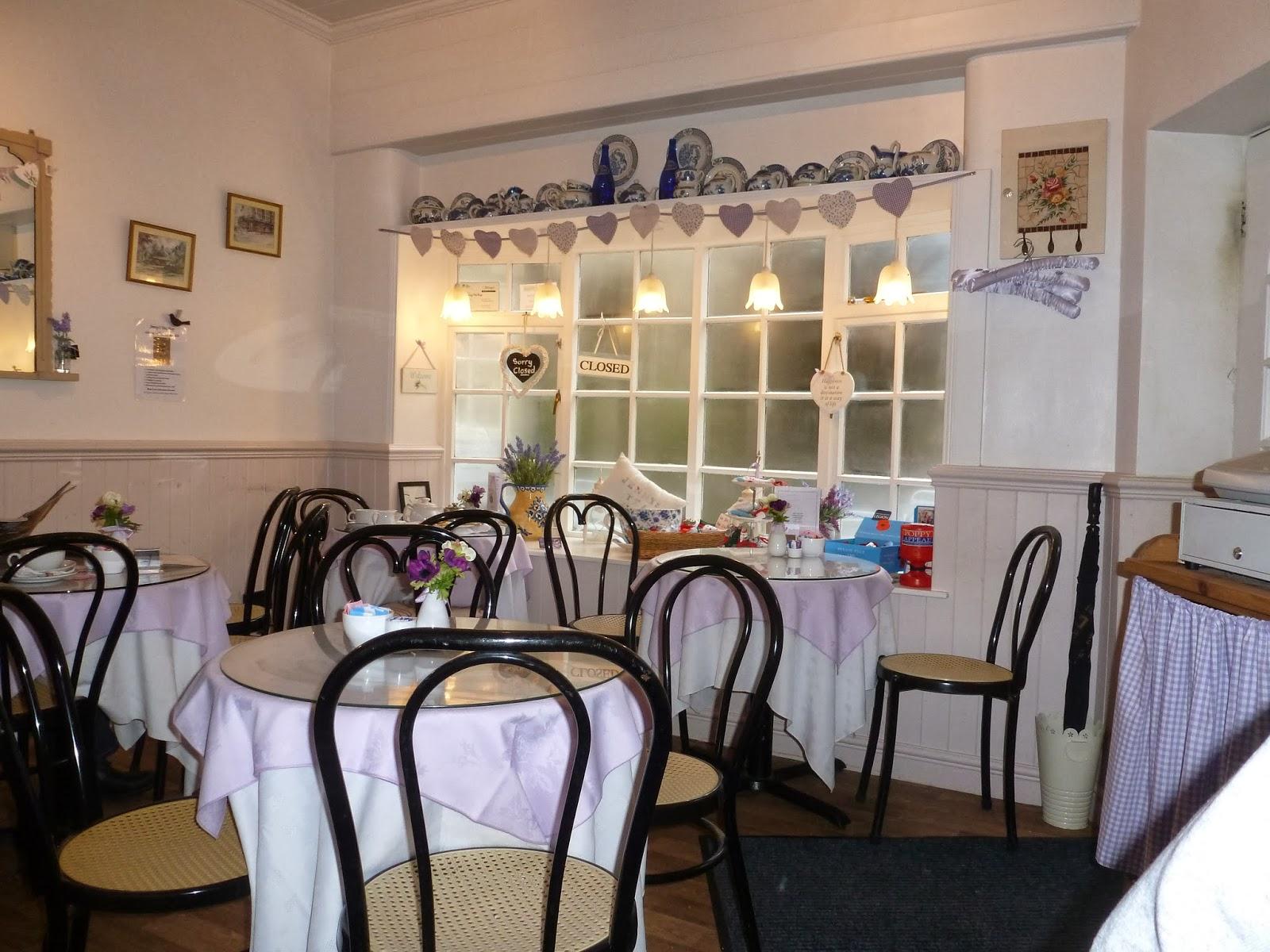 Afternoon Tea and Me: Jenny\'s Tea Room - Harrogate