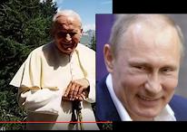Paralelismo entre el Anticristo y Vladímir Putin.