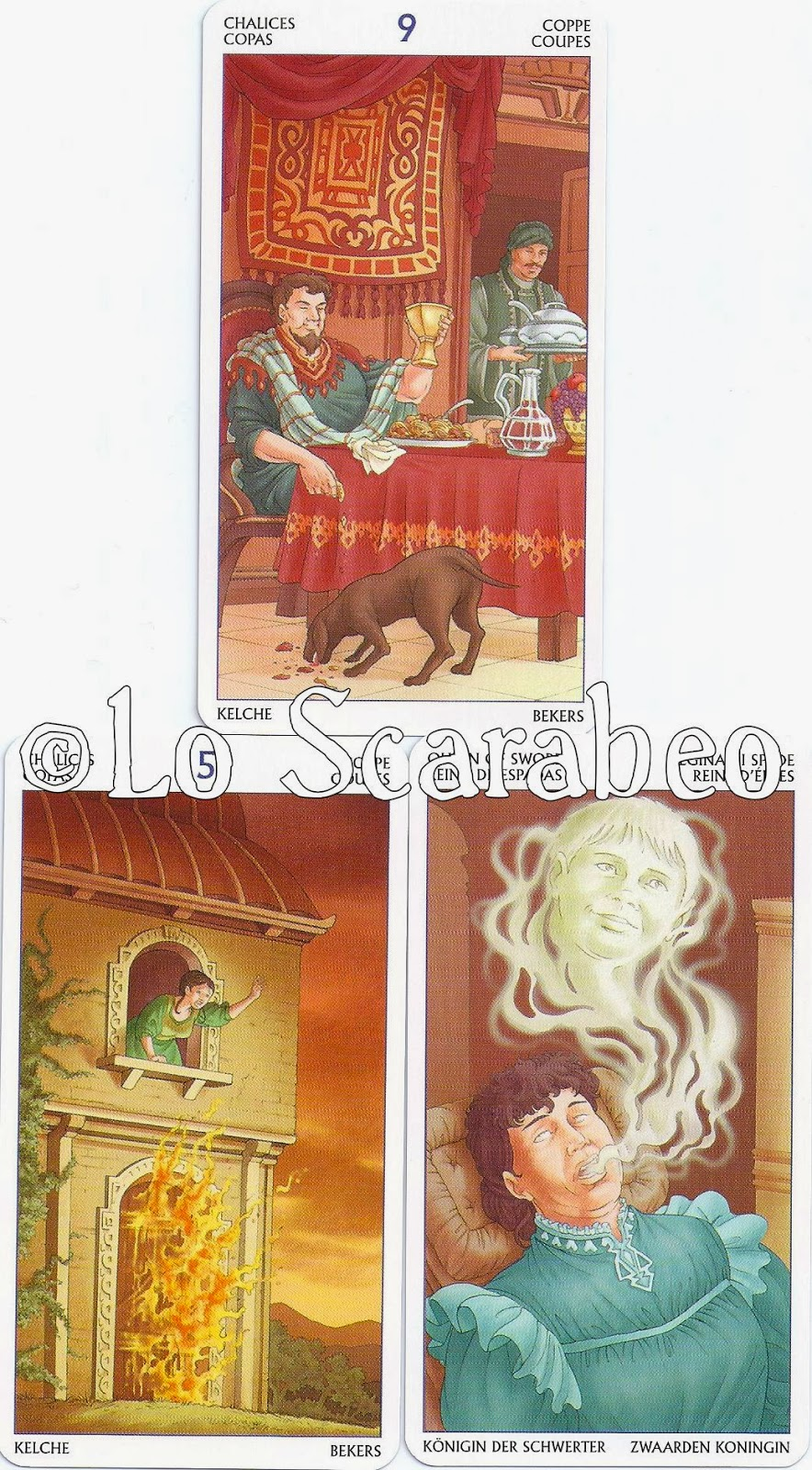 BMS with the Tarot of the 78 Doors & Inner Whispers: BMS with the Tarot of the 78 Doors