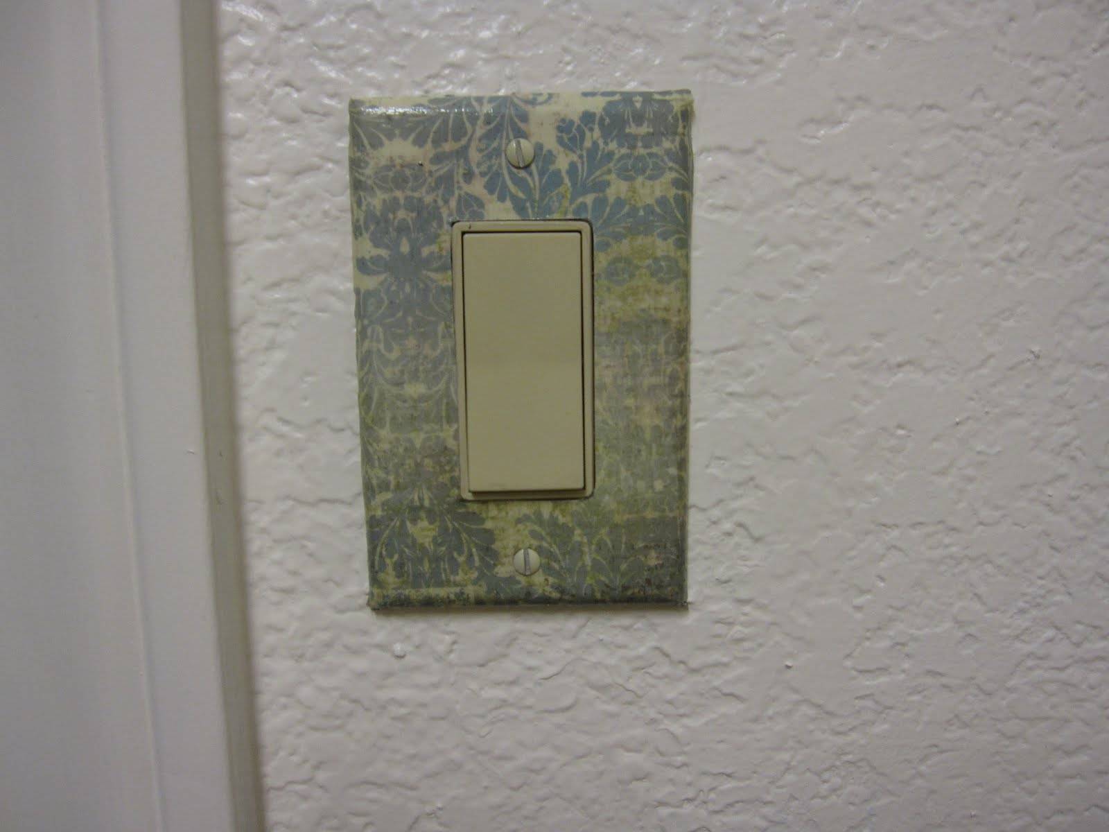 The Decorating Duchess Cheap And Easy Decorative Switch