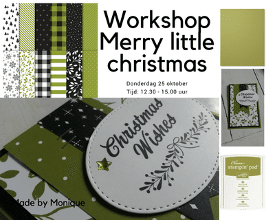 Workshop: Merry Little Christmas
