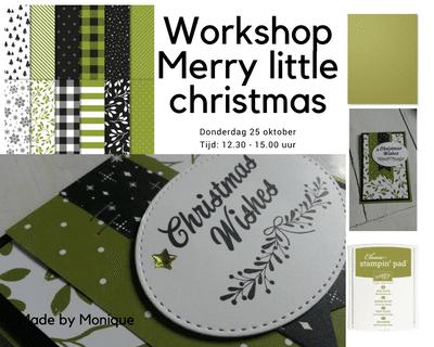 Workshop: Merry Little Christmas