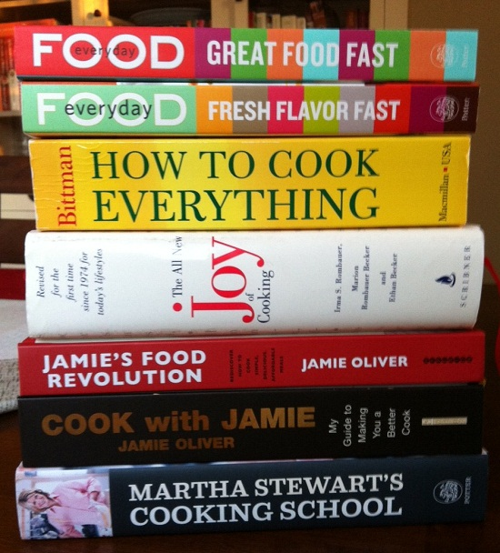 Books For New Cooks