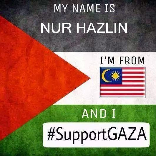 #supportgaza